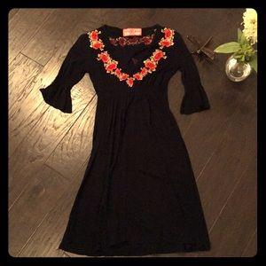 Like New JWLA Embroidered Boho Dress 👗🌸